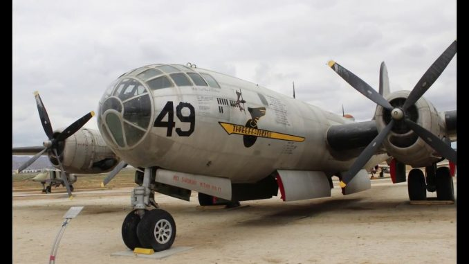 Boeing B-29 Superfortress Surviving Aircraft